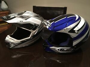 Dirtbiking Helmets