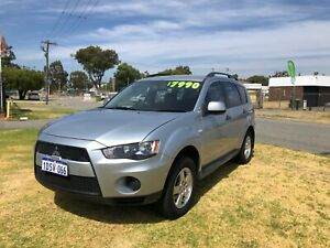 2011 Mitsubishi Outlander LS Maddington Gosnells Area Preview