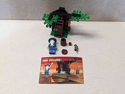 Lego System 6020 Magic Shop w/Instructions - Good Condition, Clean