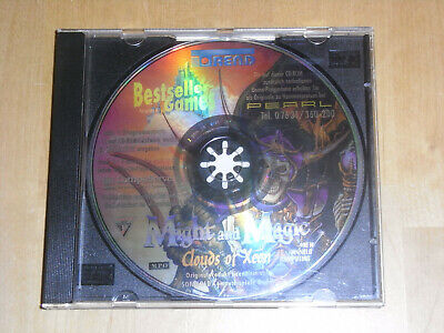 Might and Magic Clouds of Xeen - Bestseller Games 6 - Trend Verlag (PC,
