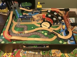 Thomas Trains with Train Table