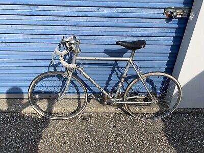 Bicycle Seatpost Aluminum Alloy Retro Road Cycle City Bike Seat Post Tube L~