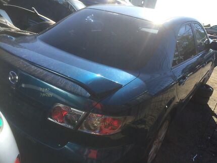 Mazda 6 parts wrecking 2006 Toongabbie Parramatta Area Preview