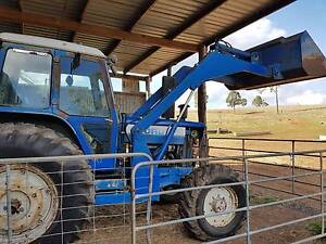 FORD TW10 135HP 4WD Tractor Crows Nest Toowoomba Surrounds Preview