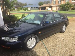 Limited edition 20th Anniversary  Honda Accord Tuncurry Great Lakes Area Preview