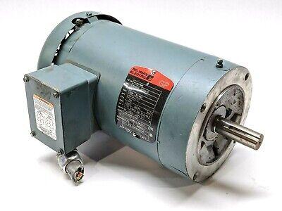 Reliance P14h1446 Electric Motor 2hp 1725rpm 230460v 3.1a 3ph 78 Shaft