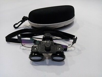 Dental Equipment Loupes 3.5x Magnification Binocular Optical Glasses