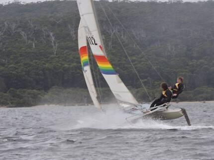 Sail Boat Hobie 16