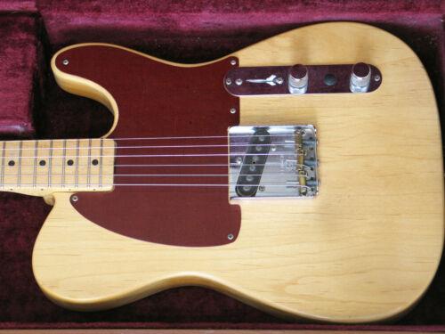 Vintage 1966 Fender Telecaster with original case