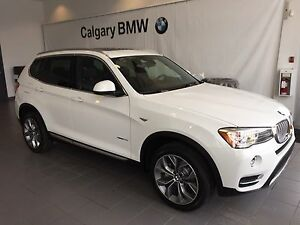 NO GST!!2015 BMW X3. Low mileage well maintained.