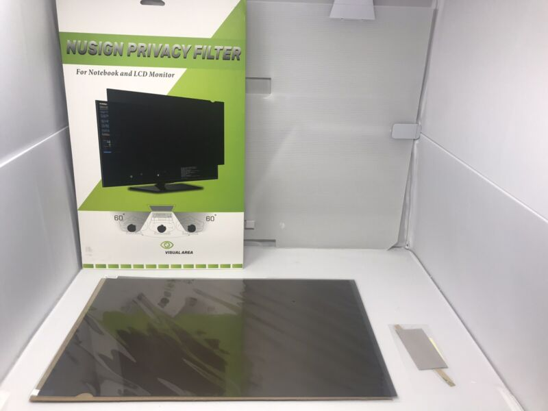 24 Inch Computer Privacy Screen Filter For Widescreen Computer