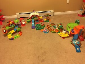 Vtech play sets for sale
