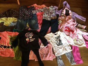Lot vêtements 12-18 mois fille automne-hiver