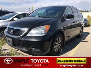 2010 Honda Odyssey EX-L LEATHER MOONROOF AS-IS
