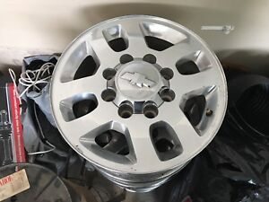Chevy 8 stud rims