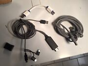 Cavo HDMI x iphone etc,+connettore f/f...