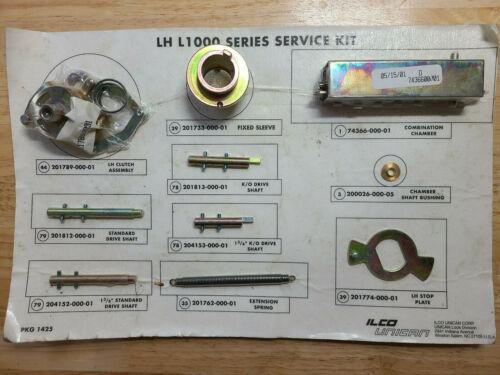 Kaba ILCO Simplex LH L1000 Series Service Kit - Left Handed