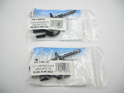 Lot 2 New Plantronics Hl10 Remote Handset Lifter Verlängerungsarm Set für Nortel Remote Handset Lifter