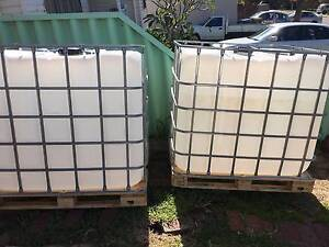 1000L IBC - Food Grade Recycled Containers Doubleview Stirling Area Preview