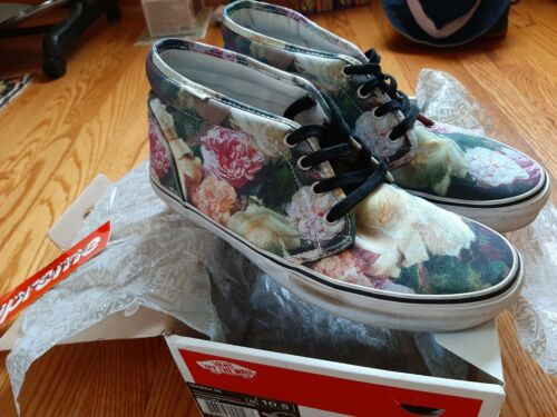 Supreme New York Vans Chukka Low PCL SS13 Size 10.5 Shoes