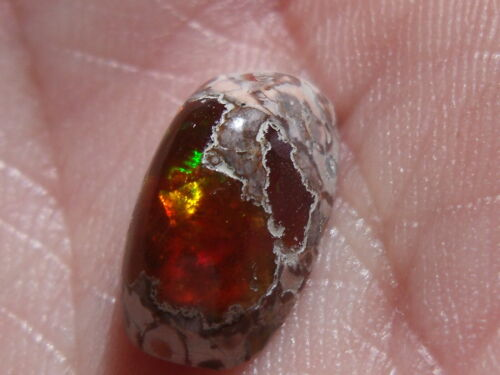 2.35 Ct. Mexican Cantera Fire Opal Cabochon
