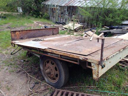 Old farm trailer for farming or restoration Mount Barker Mount Barker Area Preview