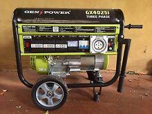 Generator - Petrol Portable Back-up Site - 3000W Three-Phase - GX Sydney City Inner Sydney Preview