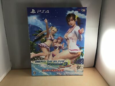 DEAD OR ALIVE Xtreme 3 Scarlet Collectors Edition  PS4  Japan