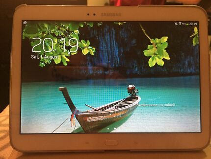 Samsung Galaxy 10.1 Tab 3, Android, White Pyrmont Inner Sydney Preview