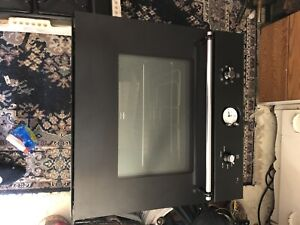"""IKEA By Whirlpools 24"""" wall mouth oven and range top"""