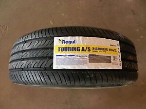 2 NEW Regul Touring A/S Tires 215 60 16 R16 2156016 215/60R16XL CHEAP