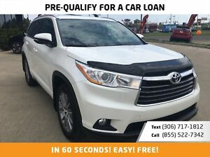 2016 Toyota Highlander XLE Heated Side Mirrors, Heated Seats,...