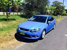 2010 xr6 falcon Mount Victoria Blue Mountains Preview