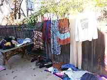 4 BRIGALOW ST GARAGE SALE O'Connor North Canberra Preview