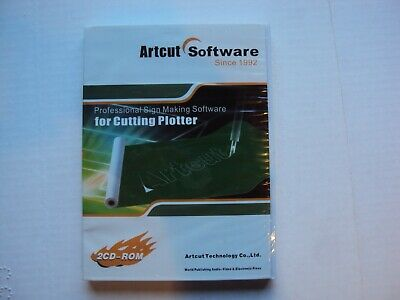 Artcut Professional Sign Making Software For Cutting Plotter