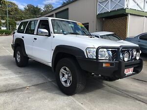 2005 Nissan Patrol Wagon   WITH TITAN DRAW AND POWER SYSTEM Robina Gold Coast South Preview