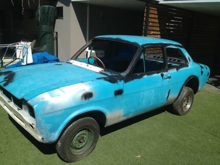 FORD ESCORT MK1 Helensvale Gold Coast North Preview
