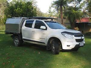 Immaculate 2013 Holden Colorado Lx(4x4) + over $15,000 of extras Port Macquarie City Preview