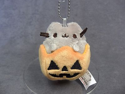 Gund NEW* Pusheen Blind Box - Jack-o-Lantern * Halloween Trick Treats Mini Plush
