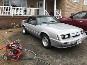 1985 Mustang  GT 5.0 (Foxbody)