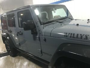 2014 Jeep Wrangler Willy's