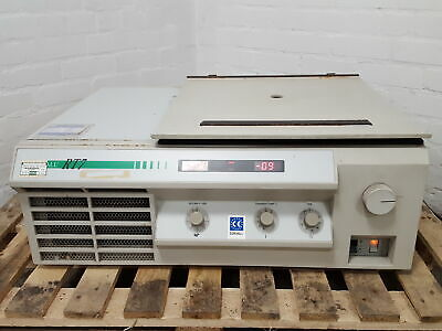 Thermo Sorvall Rt-7 Refrigerated Centrifuge Rth-250 Rotor Lab