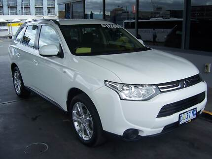 Mitsubishi Outlander - 2013 Wagon Hobart CBD Hobart City Preview
