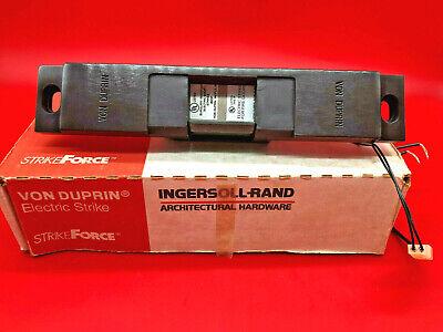 Von Duprin 6112 Fs 24vdc Us10b Electric Door Strike 029701-86 Fail Safe