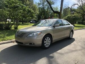 2007 Toyota Camry XLE *GPS* CUIRE 4CYLINDER