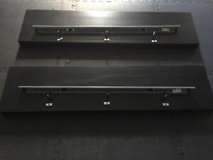 Ikea LACK wall shelfs-Black
