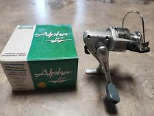 Shakespeare Spinning Fishing Reel Alpha WF30 3 Ball Bearing NEW in Box