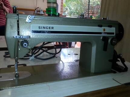 Semi Industrial Singer  sewing machine Southport Gold Coast City Preview