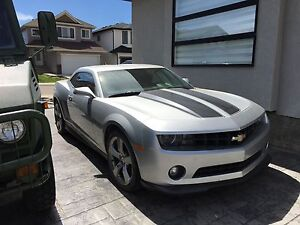 2010 Camaro 2LT RS SUPERCHARGED