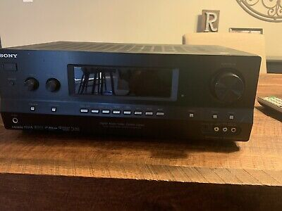Sony STR DH800 7.1 Channel 110 Watt Receiver